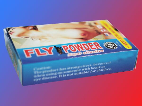 Dạng hộp Thuốc kích dục Fly Powder